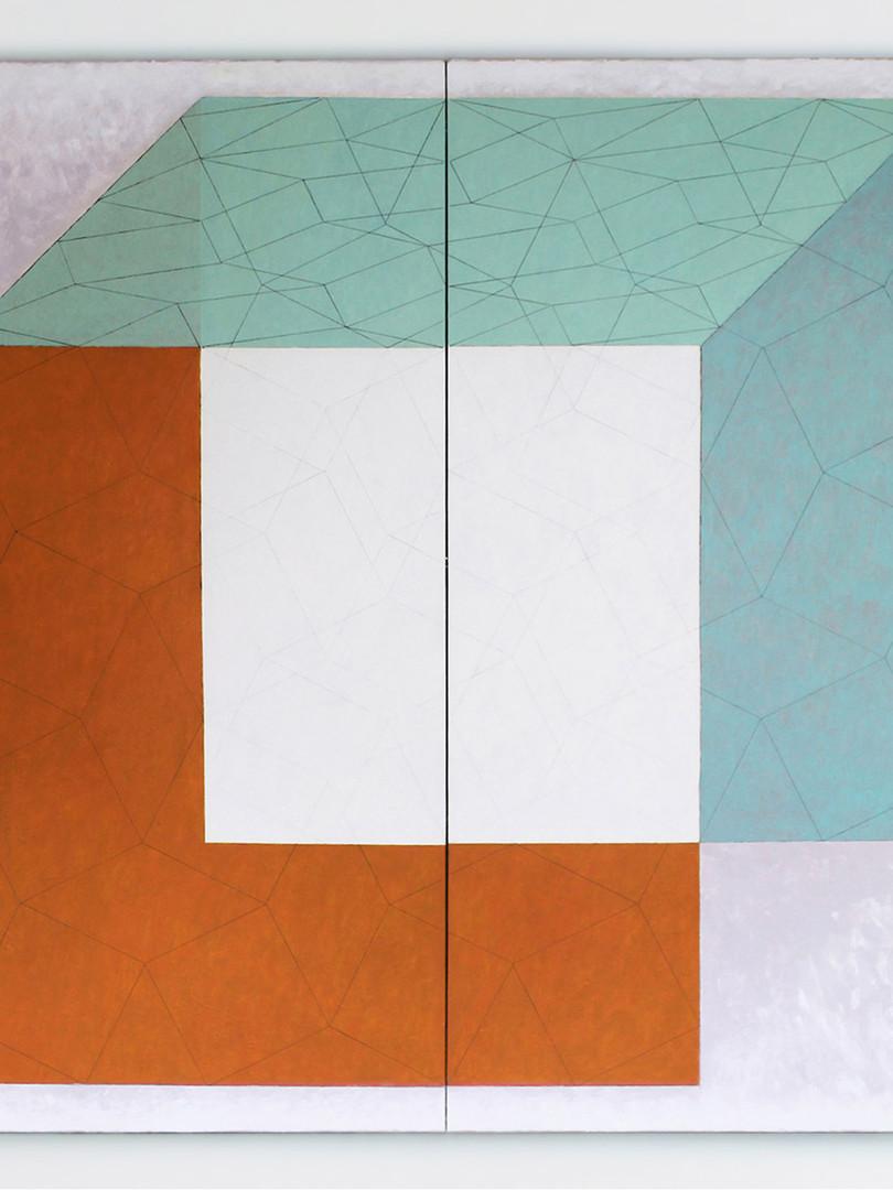 RÉVÉLATION_PARTIELLE DiPTYQUE 190x150cm