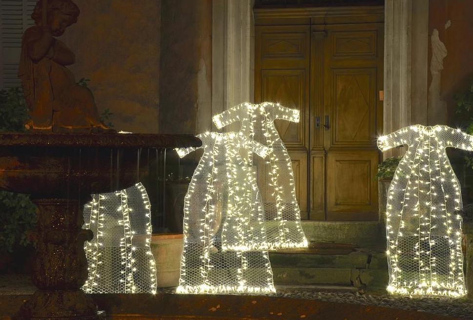 Robes de lumière