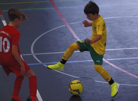 Warum spielen wir Futsal?