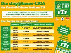 stay@home-Liga