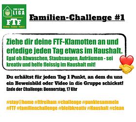 Familien-Challenge #1