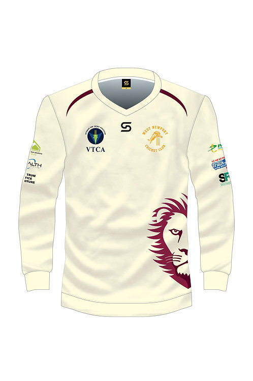 WNCC Two Day Cricket Jumper
