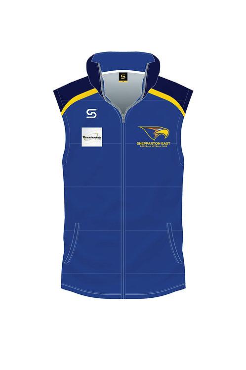 Shep East FNC Puffer Vest
