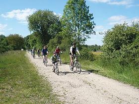 Randonnée à vélo - Ouest des Vosges