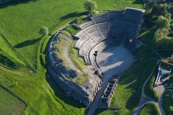 Amphithéâtre de Grand - ©P.MASSIT