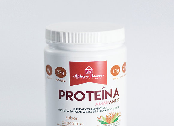Proteína de Amaranto 500gr