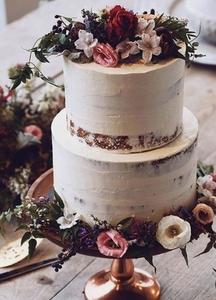 naked cake; noivado; jantar de padrinhos