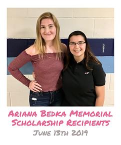 2019 ABMS Recipients