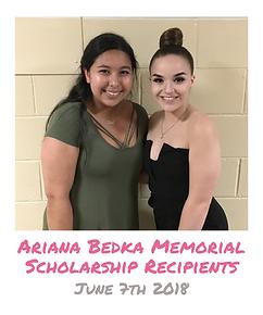 2018 ABMS Recipients