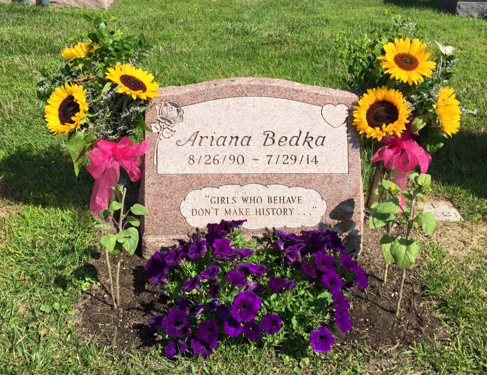 Ariana's Grave