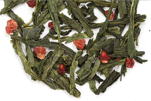Pomegranate Green Tea -60 gr (20x 3 gr teabags)