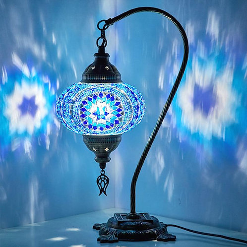 Turkish Mosaic Table Light