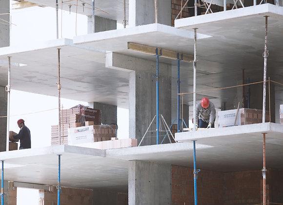 Строительство и продажа недвижимости | финансовая модель бизнес плана