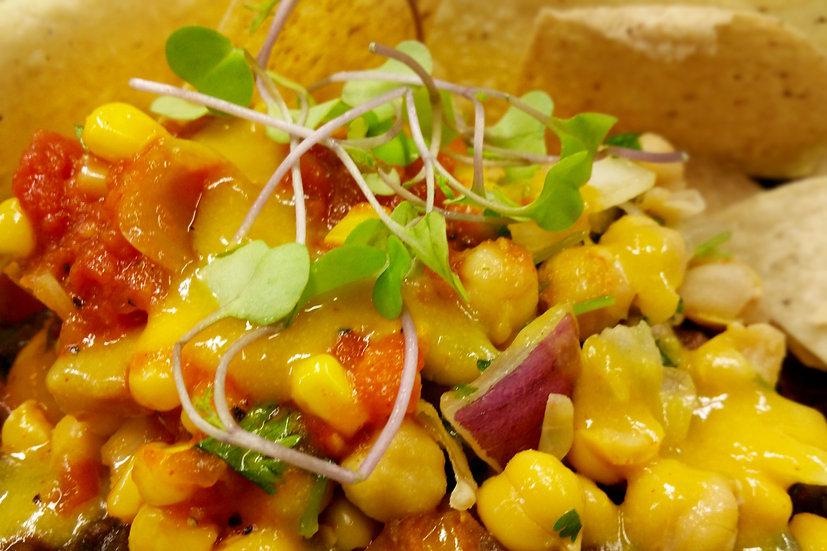 Oaxaca Salad (V/GF/NF)