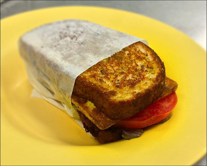 Grilled Tofu Ruelke Sandwich (V/NF)