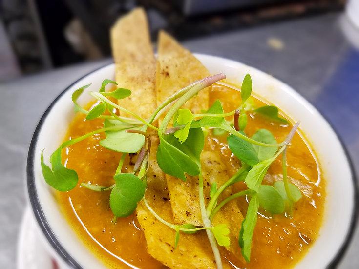 Tortilla Soup (V/GF/NF)