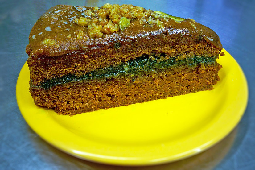 "Darling Pumpkin Cake (V/GF) 12"""