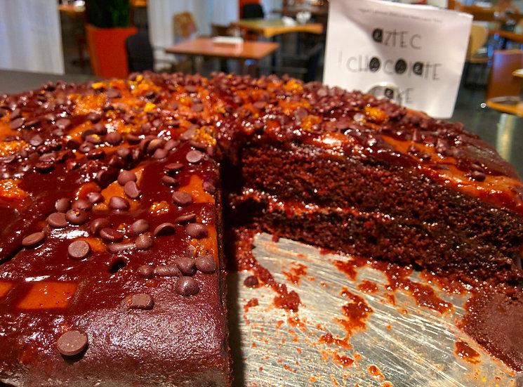"Chocolate Cake (V/GF/NF) 12"""