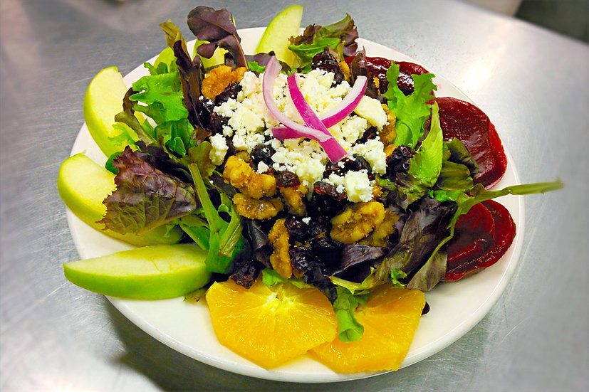 Betty Bailey Berry Salad (GF/SF)