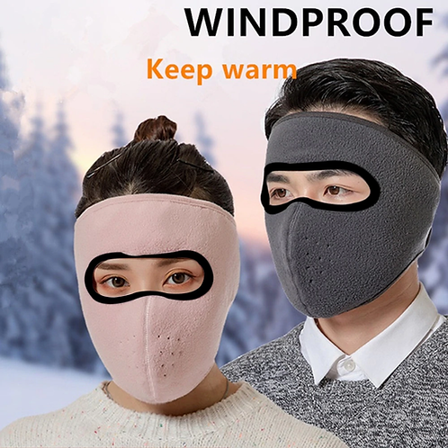 Wind Proof Face Cover