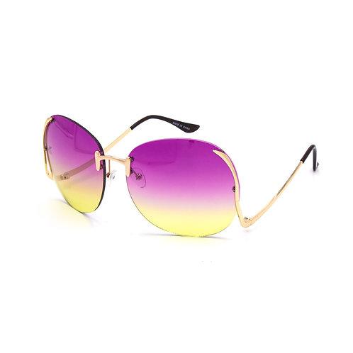 Showtime Shade - Purple/Sunset