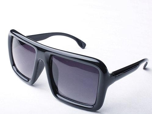 Square Biz Shade - Black