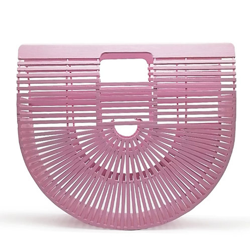 Go Fun Me Handbag - Pink