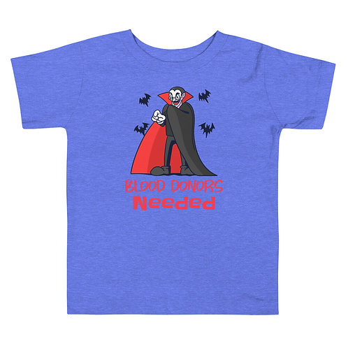 Blood Donors Needed T-Shirt