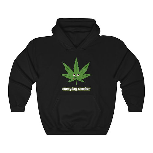 Everday Smoker Unisex Heavy Blend™ Hooded Sweatshirt