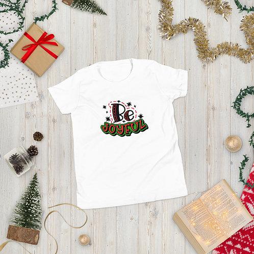 Be Joyful Youth Short Sleeve T-Shirt