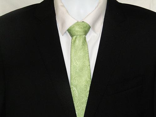 Sage Green Necktie