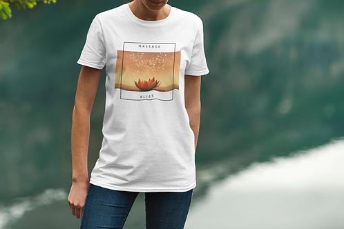 Massage bliss Lotus T-Shirt