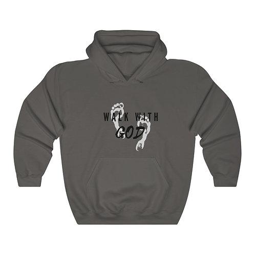 Walk With God Unisex Heavy Blend™ Hooded Sweatshirt