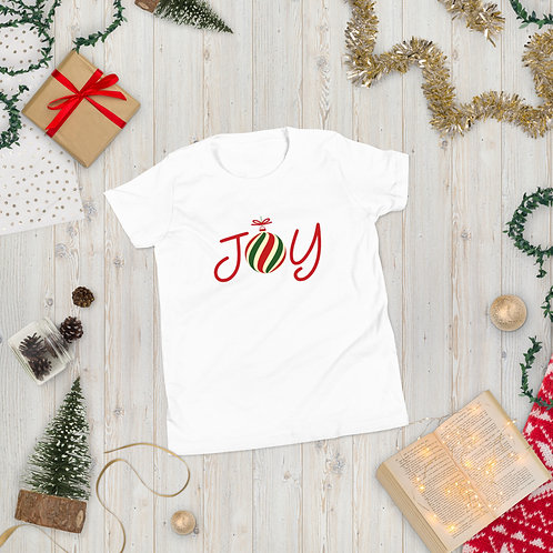 JOY Youth Short Sleeve T-Shirt