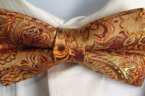 Golden Delight Bow Tie