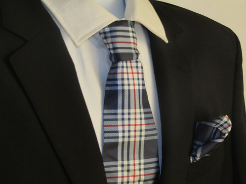 The Patriot 2 Piece Necktie Set