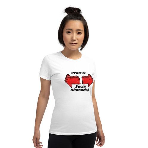 Women's Social Distancing T-Shirts