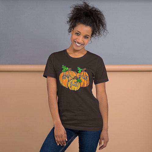 It's Fall Y'all Unisex T-Shirt