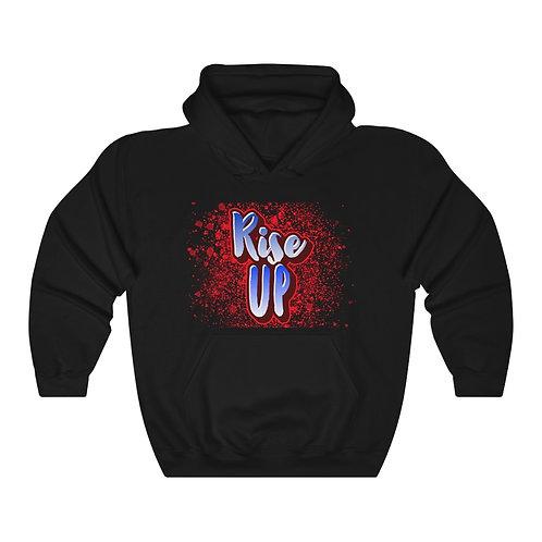 Rise Up Unisex Heavy Blend™ Hooded Sweatshirt