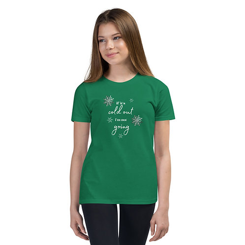If It's Cold Out Sleeve T-Shirt