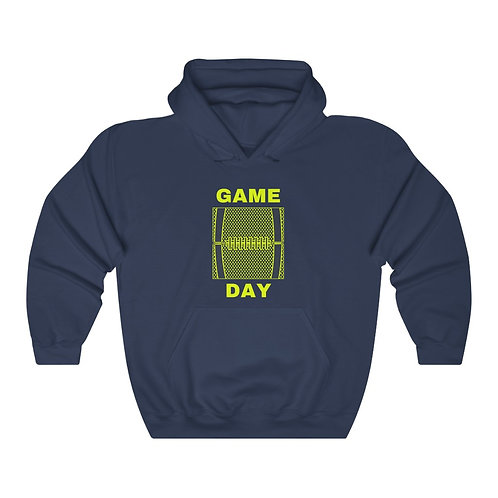 Game Day Unisex Heavy Blend™ Hooded Sweatshirt