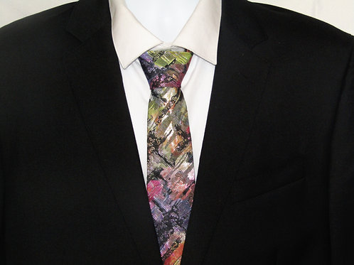 Neon Lights Necktie