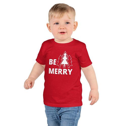 Be Merry Short sleeve kids t-shirt