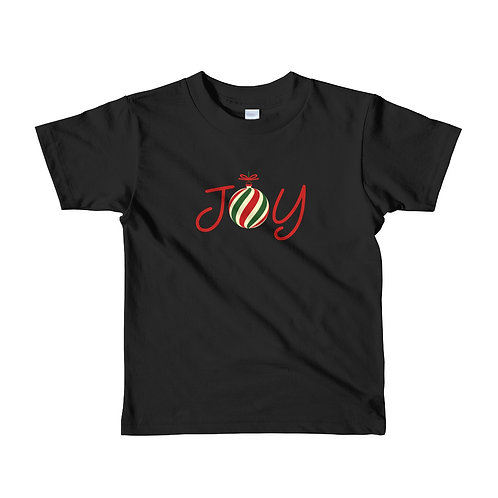 JOY Short sleeve kids t-shirt