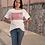 Thumbnail: Massage Bliss Pink Unisex T-Shirt