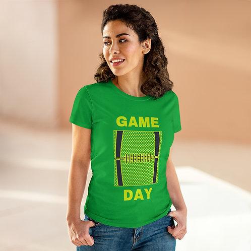 Game Day Women's Heavy Cotton Tee
