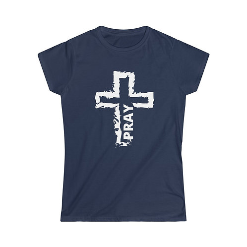 Pray Women's Softstyle Tee