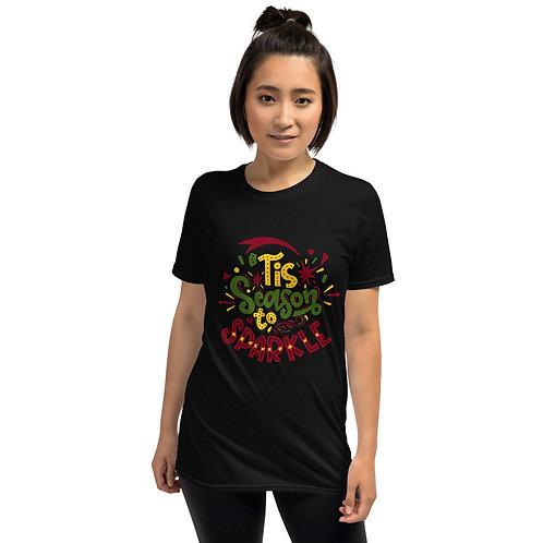 Tis Season Short-Sleeve Unisex T-Shirt
