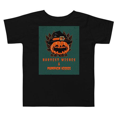 Harvest Wishes & Pumpkin T-Shirt