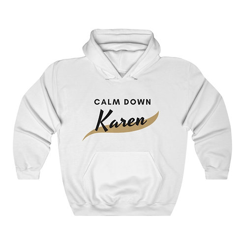 Karen Unisex Heavy Blend™ Hooded Sweatshirt